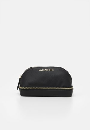SOFT COSMETIC CASE - Wash bag - nero