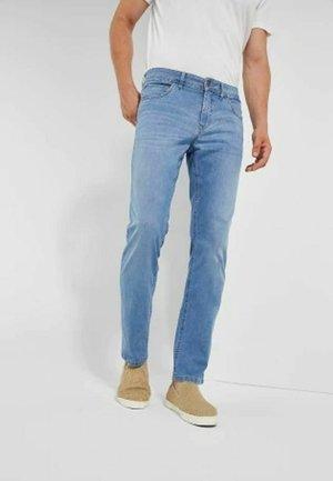 Slim fit jeans - bleached blue