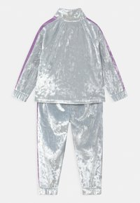 Nike Sportswear - CRUSHED TRACK SET - Tracksuit - pure platinum - 1