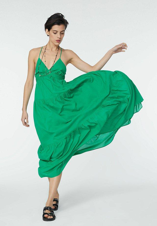 Maxi dress - menthe