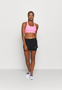 Nike Performance - 10K SHORT - Sports shorts - black/black/black/wolf grey - 1