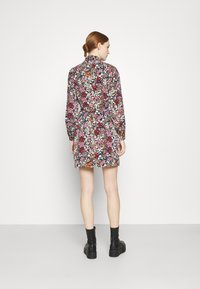 Vero Moda - VMSELMA SHORT HIGH NECK DRESS  - Day dress - wild rose/selma - 2