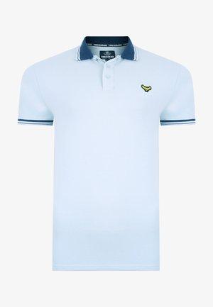 DECKER - Polo shirt - purist blue