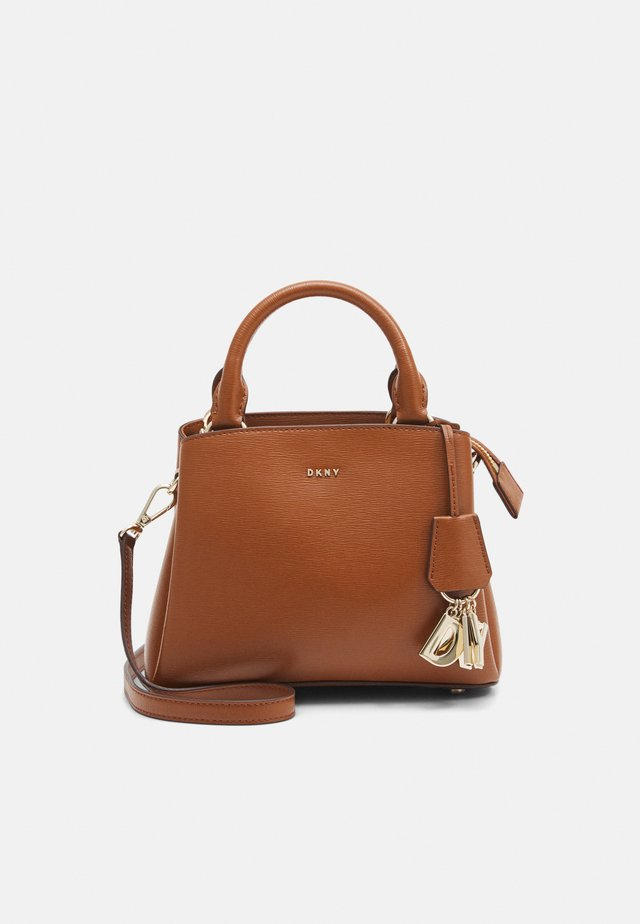SATCHEL - Handbag - caramel