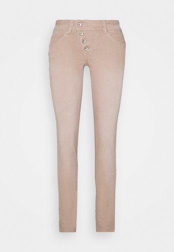 Slim fit jeans - stucco