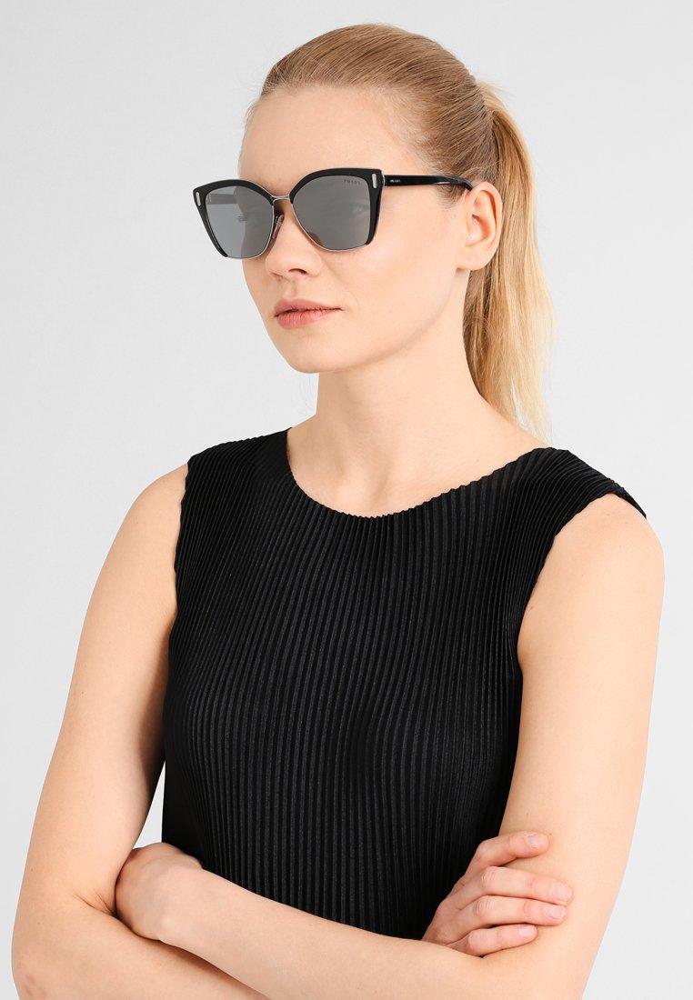 Prada - Sluneční brýle - black/gunmetal