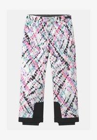 Spyder - OLYMPIA UNISEX - Pantalon de ski - multi-coloured - 0