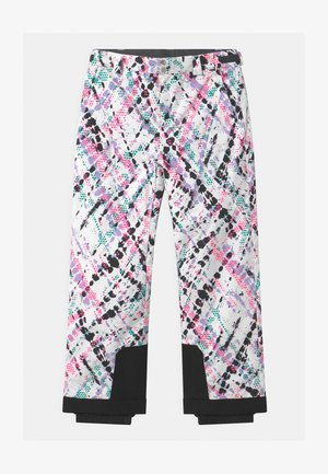 OLYMPIA UNISEX - Snow pants - multi-coloured