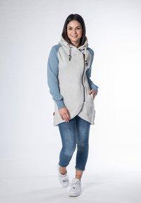 alife & kickin - Zip-up hoodie - grey - 1