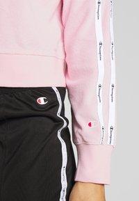 Champion - HOODED - Bluza - pink - 5