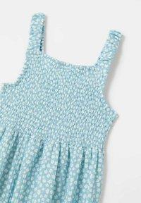 DeFacto - REGULAR FIT  - Jersey dress - blue - 2