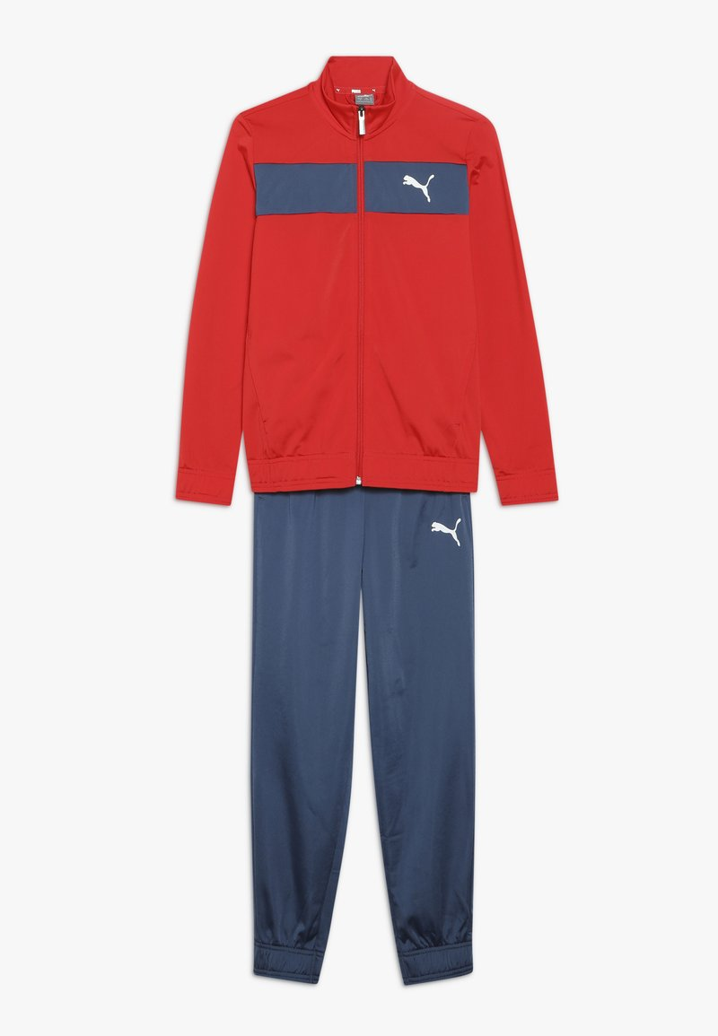 Puma - SUIT - Chándal - high risk red