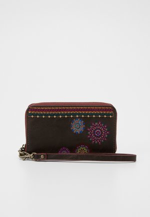 MONE ASTORIA MINI ZIP - Wallet - brown