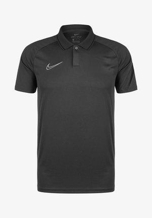 Sports shirt - anthracite / black / white