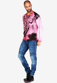 Cipo & Baxx - Straight leg jeans - blue - 0