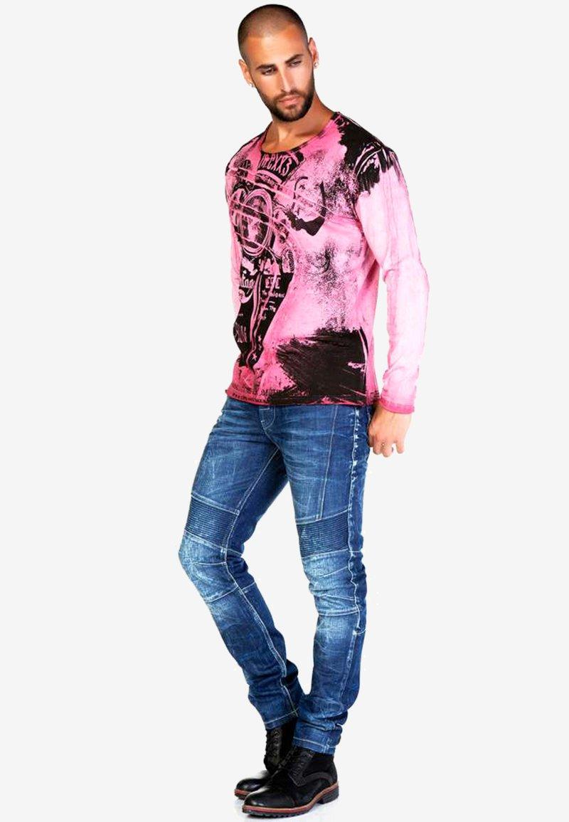 Cipo & Baxx - Straight leg jeans - blue
