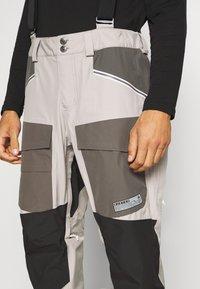 Burton - GORE BANSHY - Pantaloni da neve - castlerock multi - 4