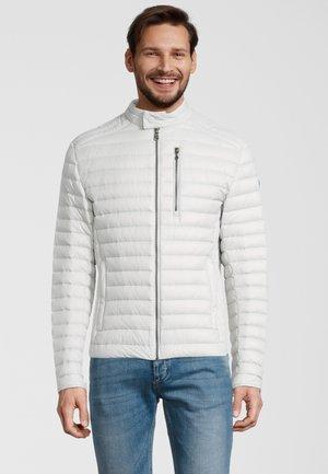 Down jacket - cold-light steel