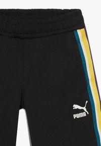 Puma - PUMA X ZALANDO TAPE - Krótkie spodenki sportowe - black - 3