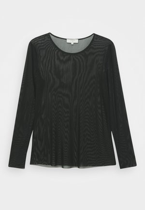 GODINA - Long sleeved top - pitch black