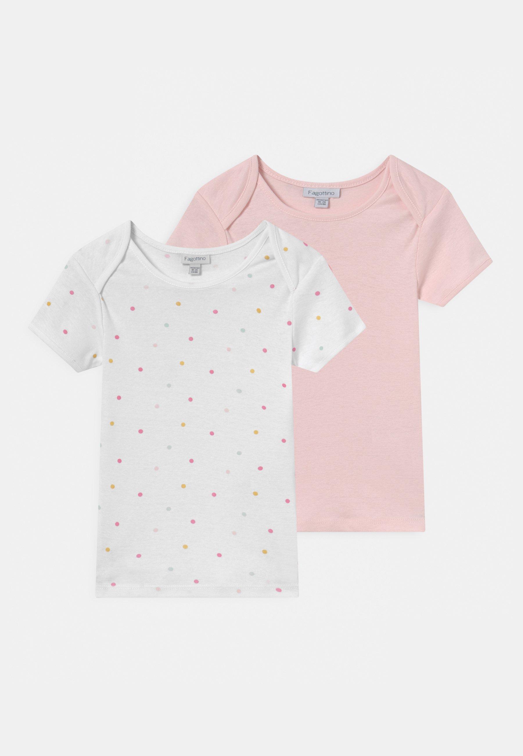Kids BABY GIRL 2 PACK - Print T-shirt