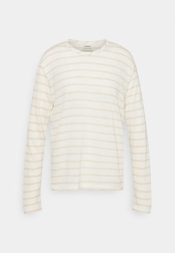 LONG SLEEVE  - Pullover - ecru