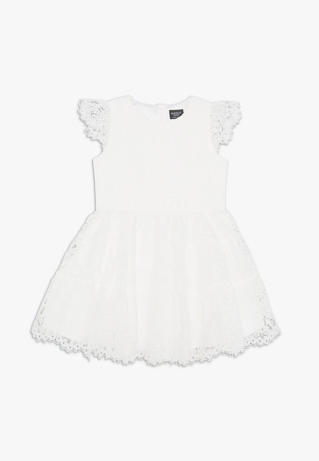 TIERED SINNA - Cocktail dress / Party dress - ivory