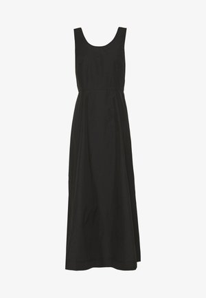 FORY DRESS - Robe longue - black