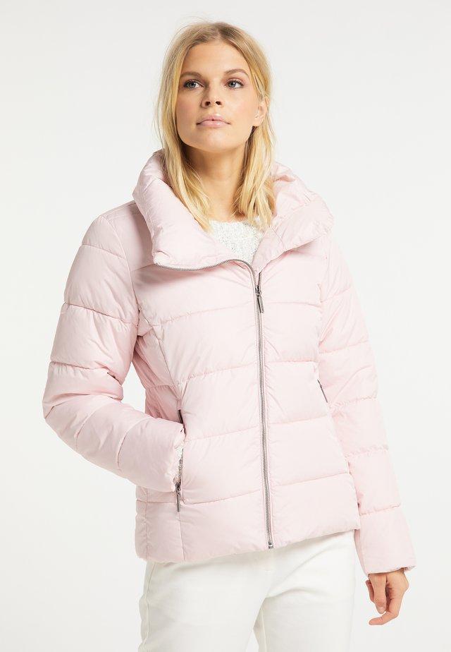 Zimní bunda - rosa