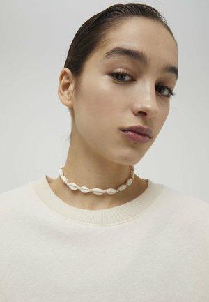 MIT MUSCHELN - Necklace - gold-coloured