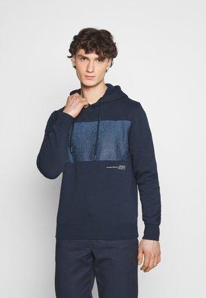 JCOSPRAY HOOD - Sweatshirt - navy blazer