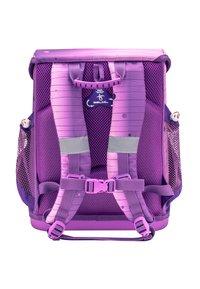 Belmil - SET - School bag - purple - 1