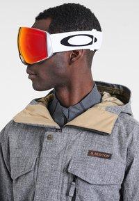 Oakley - FLIGHT DECK - Lyžařské brýle - prizm torch iridium - 0