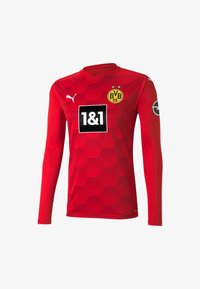 Puma - BVB REPLICA  - Goalkeeper shirt -  red - 0