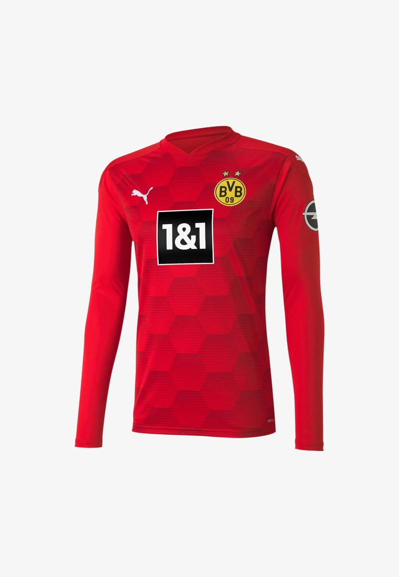 Puma - BVB REPLICA  - Goalkeeper shirt -  red
