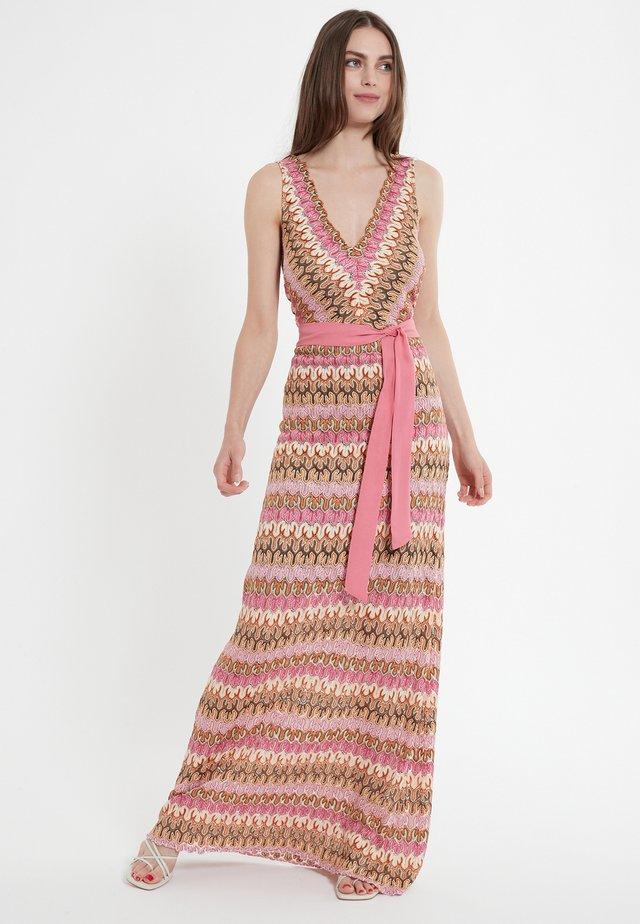 Maxi-jurk - rosa
