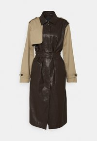VERSAILLES WASHED - Prochowiec - brown