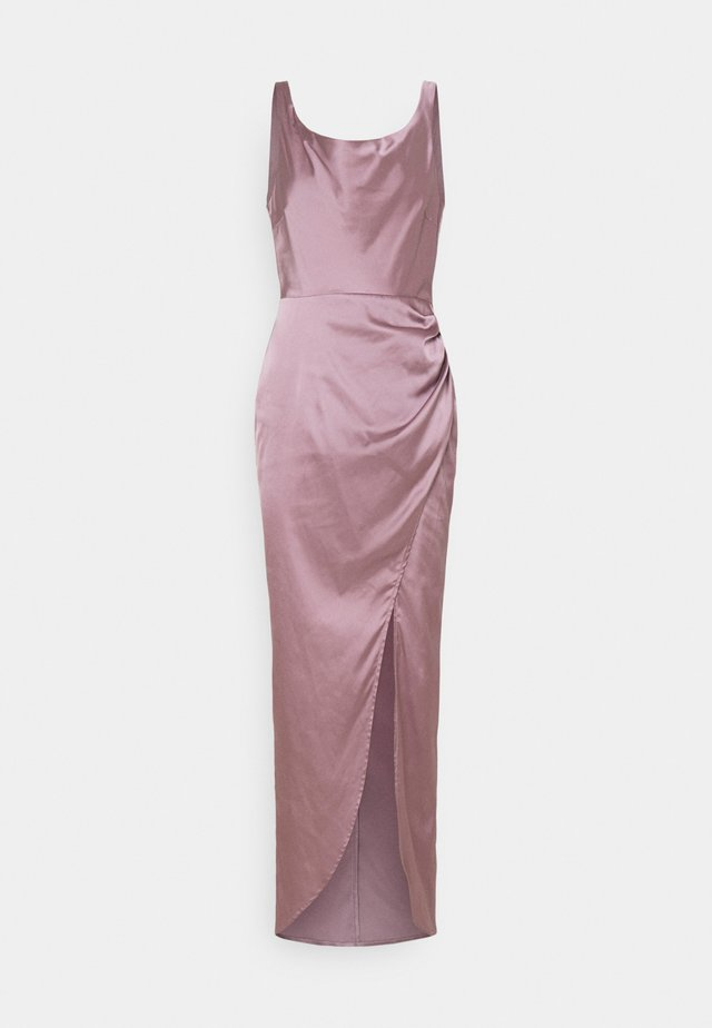 SHINE ON YOU GOWN - Robe de cocktail - dark rose