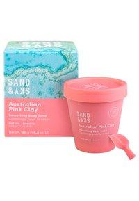 Sand&Sky - AUSTRALIAN PINK CLAY - SMOOTHING BODY SAND - Scrub corpo - - - 1