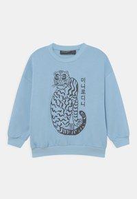 Mini Rodini - TIGER UNISEX - Sweatshirt - blue - 0