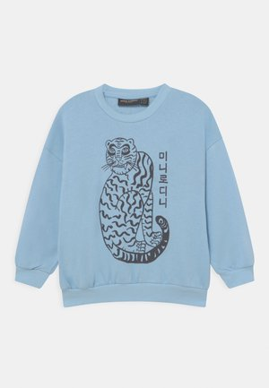 TIGER UNISEX - Sweatshirt - blue