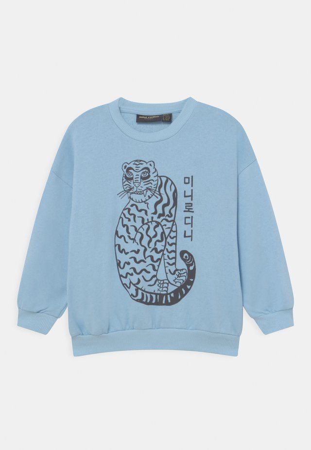 TIGER UNISEX - Sweater - blue