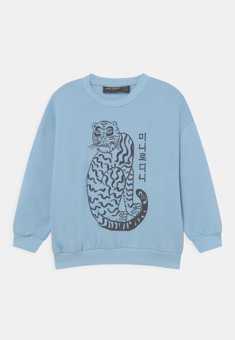Mini Rodini - TIGER UNISEX - Sweatshirt - blue