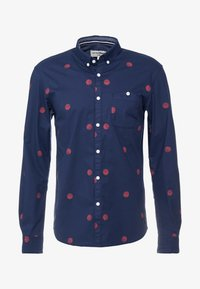 TOM TAILOR DENIM - Shirt - navy blue - 3