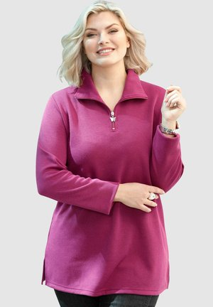Polo shirt - fuchsia