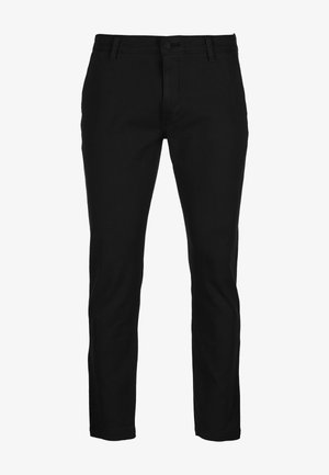 XX CHINO SLIM FIT II - Chinosy - mineral black