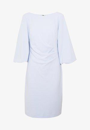 LUXE DRESS - Jersey dress - whisper blue