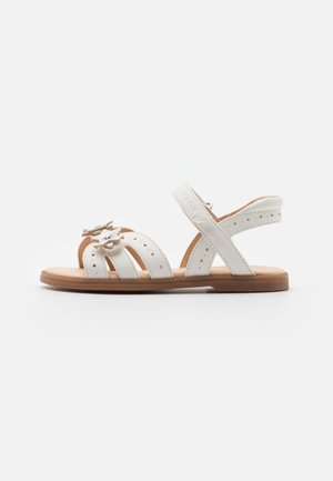 KARLY GIRL - Sandals - white