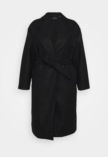 VMFORTUNE LONG - Classic coat - black