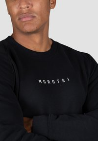 MOROTAI - Sweatshirt - schwarz - 3
